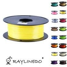 Yellow Color 1Kilo/2.2Lb Quality ABS 1.75mm 3D Printer Filament Transparent 3D Printing Pen Materials
