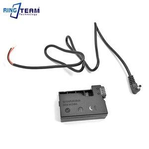 Image 3 - LP E8 Batterie Coupleur CC DR E8 DRE8 + ACK E8 Câble Adaptateur pour Appareil Photo Canon T2i T3i T4i T5i 550D 600D 650D 700D Baiser X4 X5 X6