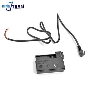 Image 3 - LP E8 Battery DC Coupler DR E8 DRE8 + ACK E8 Adapter Cable for Canon Camera T2i T3i T4i T5i 550D 600D 650D 700D Kiss X4 X5 X6