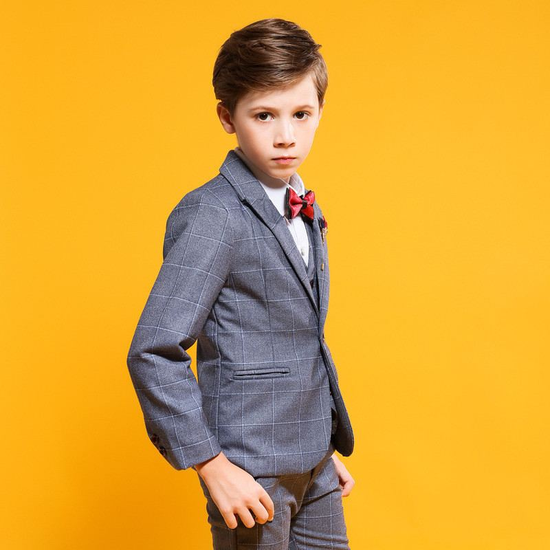 New Baby Boy Suit For Wedding Piano Party Children Boys Blazer+Vest+Pant+Shirt 3/4 Pcs Kids Boys Suits Formal Clothing Sets Y92New Baby Boy Suit For Wedding Piano Party Children Boys Blazer+Vest+Pant+Shirt 3/4 Pcs Kids Boys Suits Formal Clothing Sets Y92