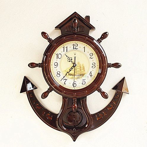 Crafts Arts Home Decoration Special Offer Genuine Polaris Clock The Living Room Feng Shui Garden European