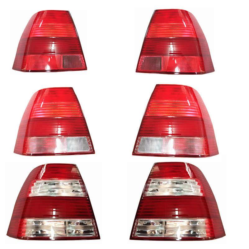 1pcs Brake Lamp Rear Red Tail Lights For Vw Jetta Bora Mk4 Iv