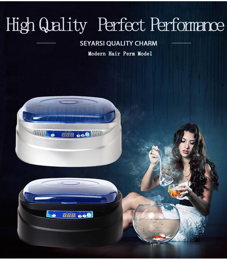 цены New Arrival Wireless Hair Perm Machine Nano titanium Professional Jumbo Roller Portable Hair Waving Tool Salon Use Hair Curling