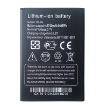 Original Battery for THL L969 BL-05 Smartphone 2700mAh Lithium-ion In stock