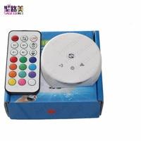 DC12V 24V Wifi LED RGB RGBW Controller Magic UFO Wifi Controller 21Key RF Remote Control For