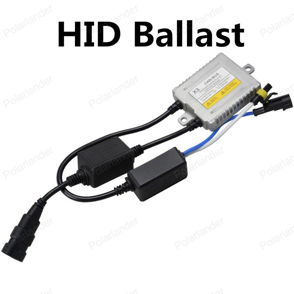 Polarlander 2pcs 100 New for B MW A UDI Auto HID Ballast Xenon HID BallastX3 CANBUS
