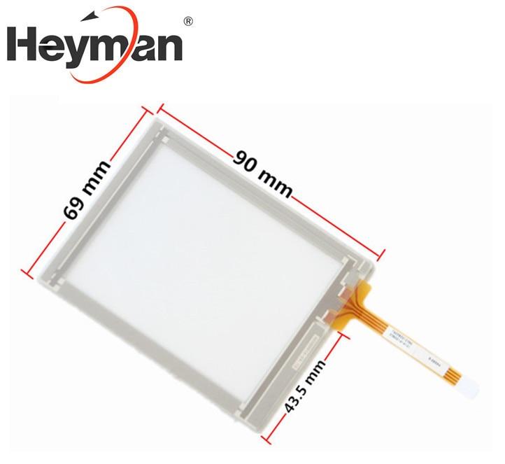 Heyman Touchscreen Digitizer for CHC Navigation LT30 Data Collector Touch panel Digitizer Glass