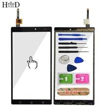 Mobil Dokunmatik Ekran Lenovo Vibe K4 Not A7010a48 A7010 X3 Lite Dokunmatik Ekran Cam sayısallaştırma paneli Sensörü Araçları Yapıştırıcı