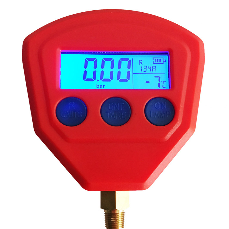High And Lower Pressure Refrigeration Repaired Tools r410a single refrigeration pressure gauge code 1527 including high and low