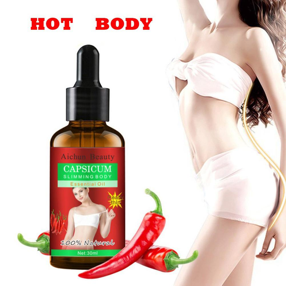 Slimming Essential Oil Leg Body Waist Fat Burning Liquid Weight Loss detox slim patch anti-cellulite to lose weight fat burner