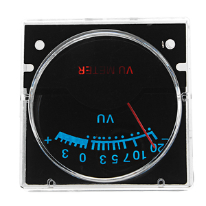 Image 4 - 12v Analog Panel VU Meter Audio Level Indicator Meter for Amplifier Speaker with cable