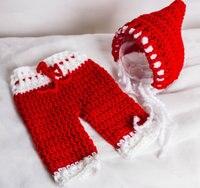 Pixieตั้งทารกแรกเกิดภาพP Ropการถ่ายภาพP Ropโครเชต์Pixieหมวกทารกแรกเกิดกาง