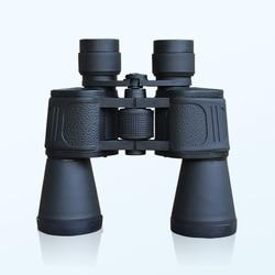 10X50 potężna lornetka do obserwacji ptaków teleskop myśliwski teleskop kompaktowy lornetka wspinaczka zewnętrzna o wysokiej rozdzielczości