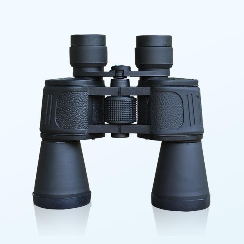 10x50 binoculos poderosos para observacao de aves stargazing caca telescopio binoculos compactos alta definicao escalada ao