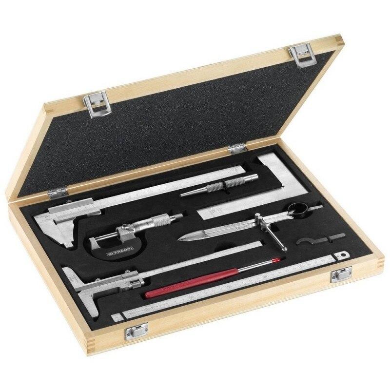 FACOM 809. J2-Metrology's Cash Box/control 8 Tools