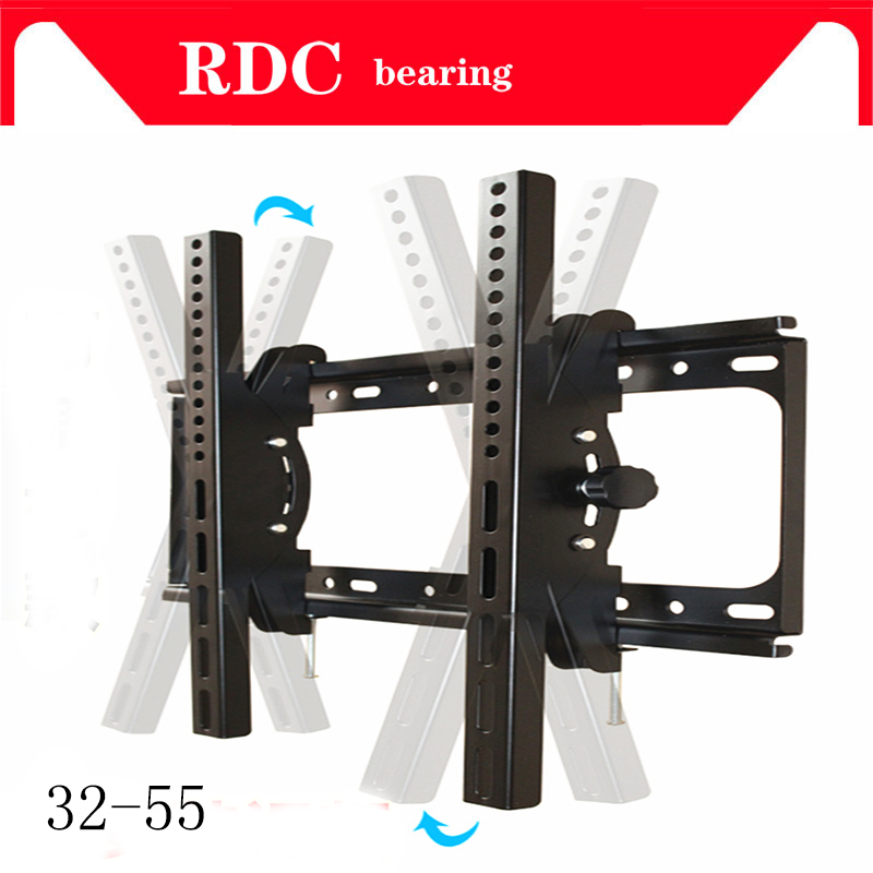Support TV Wall Mount Full Motion Tilt Swivel Holder LCD LED TV Wall Mount Bracket 32-55 inches Wall Stand Adjustable Mount Arm lcd bracket tv mount wall mount wall stand adjustable mount arm fit for 26 50 max support 40kg can swing left and right page 9