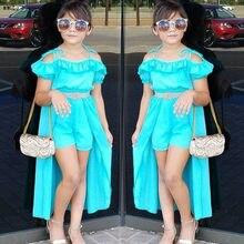 77f1fdfa5c3da81 2018 летнее платье для девочек, платье принцессы на бретельках с оборками,  платье-юбка, одежда для детей 3, 4, 5, 6, 7, 8 лет