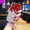 Bling Case For Redmi Note 4X 5A Bling Diamond Case Rhinestone Stone Jewelled Cover Case For