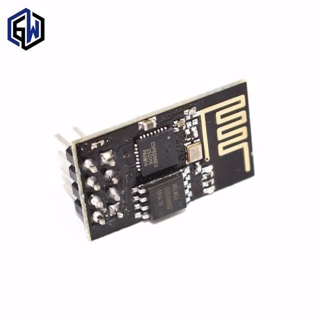 Upgraded version  ESP-01 ESP8266 serial WIFI wireless module wireless transceiver