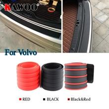 KAWOO For Volvo S60 V60 S80 S40 V40 S60 S80 XC60 C30 C70T5 Rubber Rear Guard