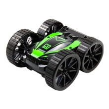Rc Car 4Wd Truck Scale Double-Sided 2.4Ghz One Key Transformation All-Terrain Vehicle Varanid Climbing Car Remote Control Toy все цены