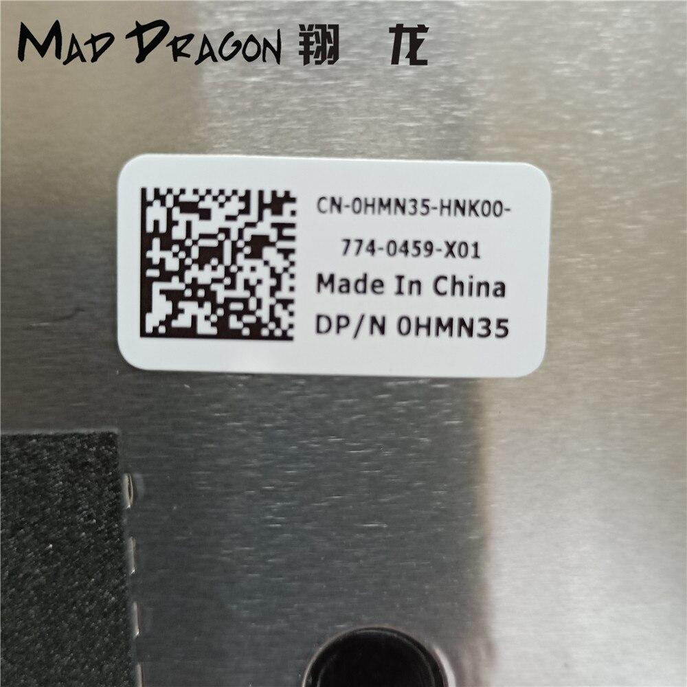 HMN35 Dell Latitude 5480 5490 Laptop LCD Top Back Cover Lid HMN35 Black LED