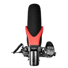 Camera Microphone Super-Cardioid Directional Condenser