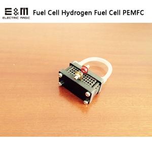 Image 1 - 1W Celle a Combustibile di Respirazione di Aria PEMFC Idrogeno Celle a Combustibile Proton Membrana A Scambio PEMs