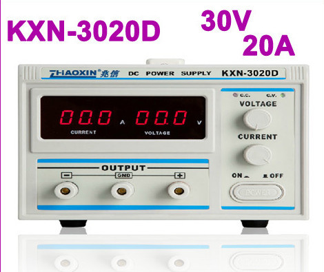 KXN-3020D DC power supply 30V20A adjustable power supply 30V 20A LED High-Power Switching Variable DC Power Supply 220V kps6010d 60v 10a high power supply 600w 30v 20a laboratory power supply adjustable 0 1a switch dc power supply