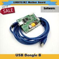 LIHUIYU основная плата управления + usb-ключ + usb-кабель с заводской цене  основная плата для лазерной резки