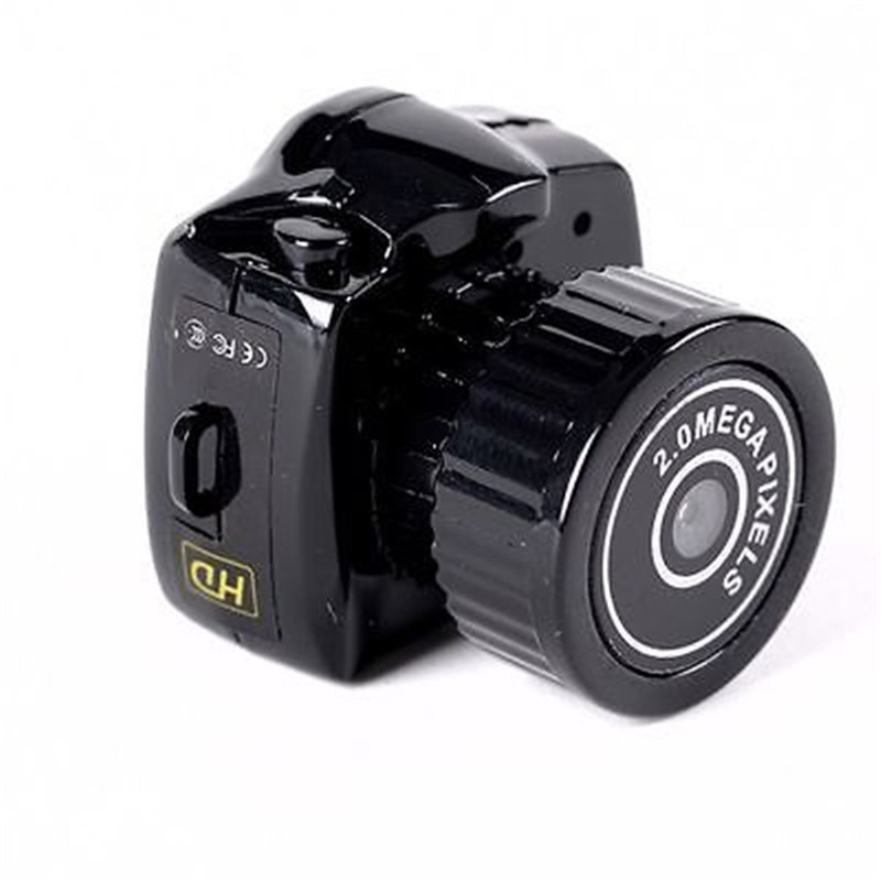 2018 Apleok Smallest Mini Camera Camcorder Digital Photography Video Audio Recorder DVR Web Mini Kamera Support 32G TF Card