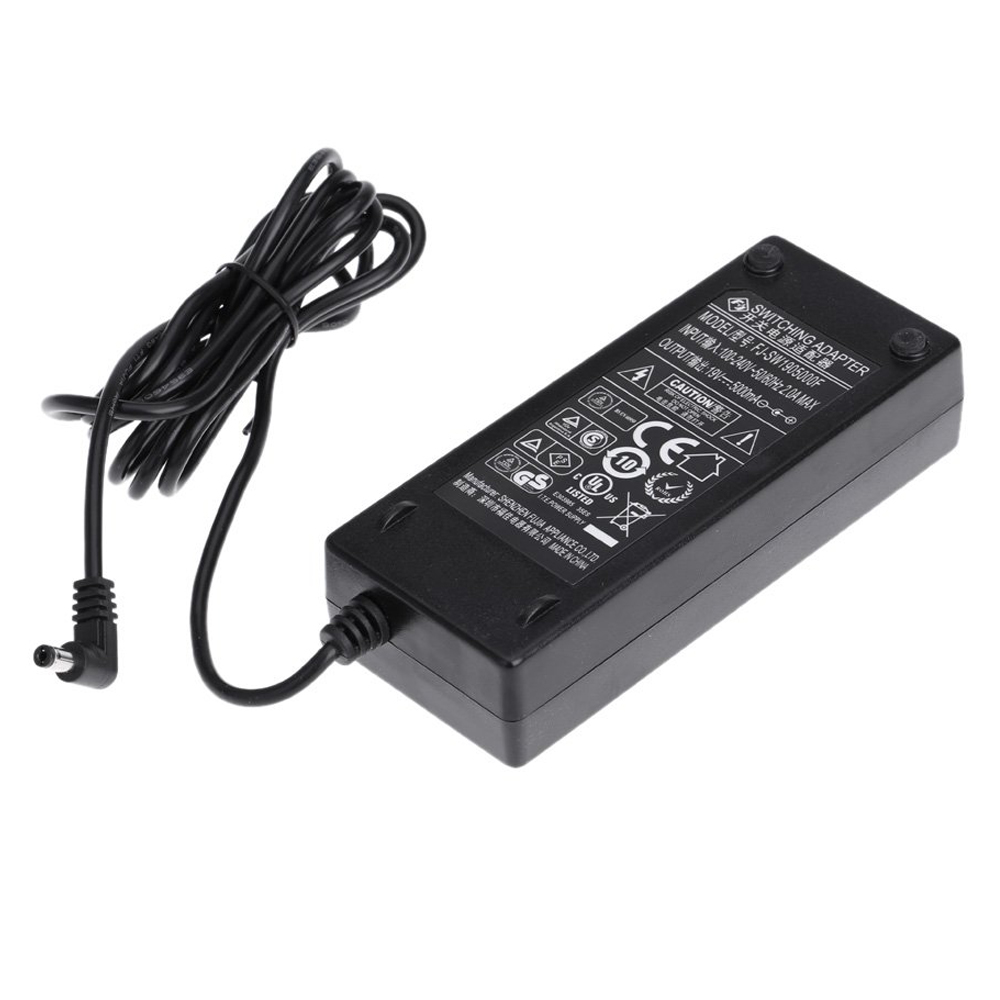 For YONGNUO AC DC Power Adapter Charger for AC DC input output YN900 LED Video Light