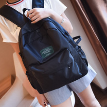 Both Shoulders Package Leisure Time High Archives Waterproof Nylon Schoolgirl anti theft Backpack