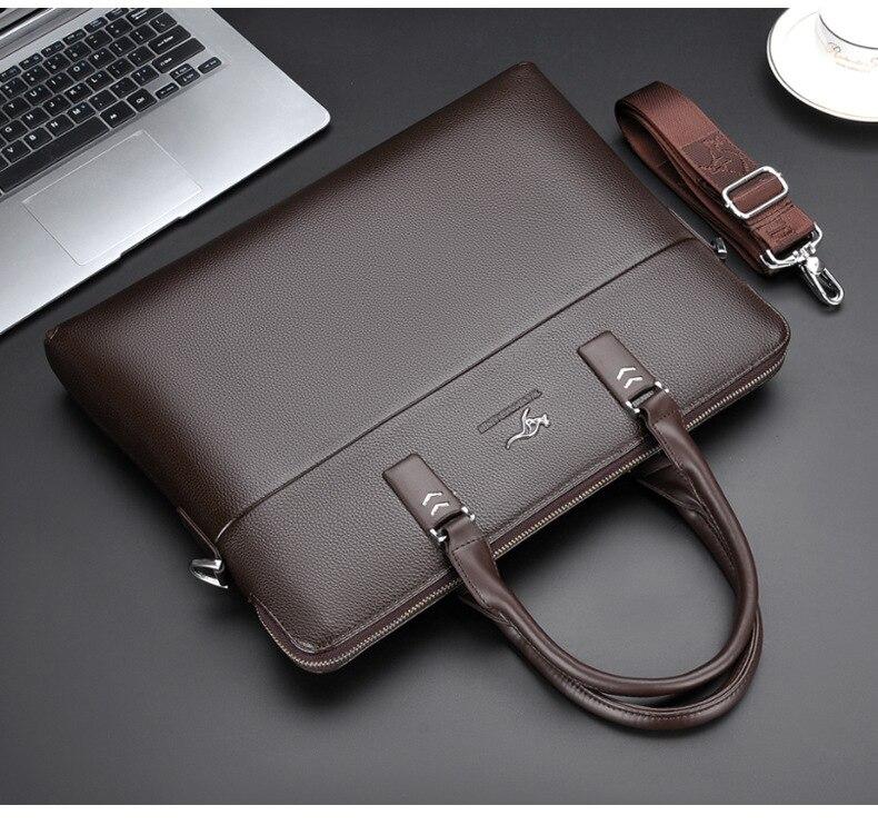 HTB1Ew19XfNNTKJjSspfq6zXIFXa4 TIANHONGDAISHU Men Casual Briefcase Business Shoulder Leather Messenger Bags Computer Laptop Handbag Men's Travel Bags handbags