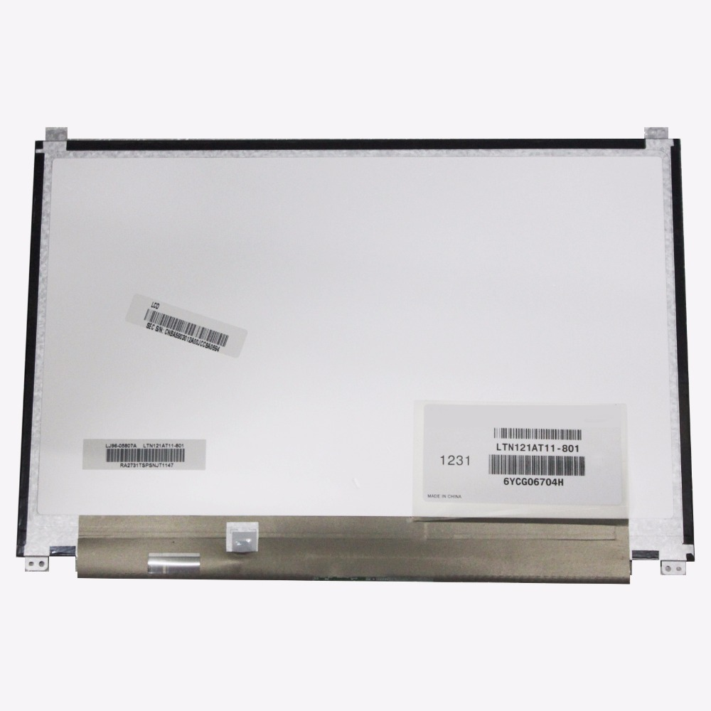 Original New 12.1 LED LCD Screen Display Matrix LTN121AT11-803 for Samsung Chrome Book Series 5 XE500C21 XE550C22 1280 x 800 5 pieces new lcd led lvds screen cable 923 0281 for imac 21 5 a1418 late 2012 early 2013 display 2k