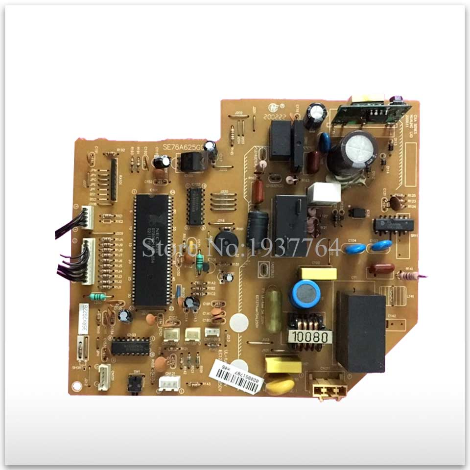 95% new for Air conditioning computer board circuit board SE76A625G01 board good working