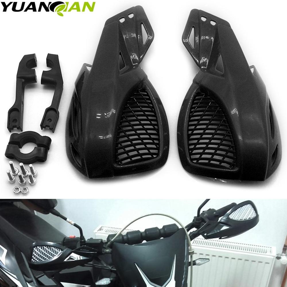 Motocicleta Perie Bar Manere Garnituri de mana 7/8 '' Handguard 22mm ATV Accesorii optiuni Pentru Suzuki KTM