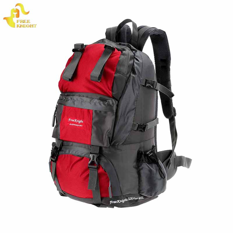Free Knight Hiking Backpack 50L Waterproof Sports Bag Multifunctional Outdoor Bags Camping Hunting Travel Treck Mochila Backpack free knight hiking backpack 50l waterproof sports bag multifunctional outdoor bags camping hunting travel treck mochila backpack