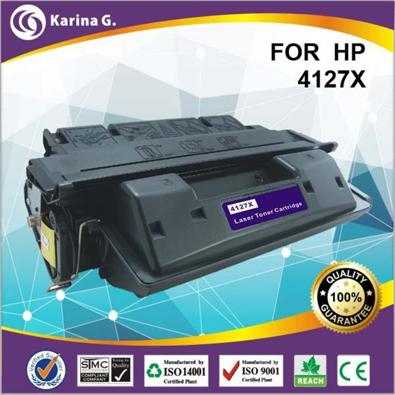 high page yield Laser toner cartridge for 4127x  for hp C4127x for HP Laser Jet 4000/4000N/4000T/4050/4050N for Canon LBP-1760