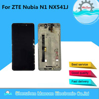 M Sen For 5 5 ZTE Nubia N1 NX541J Prague S LCD Screen Display Touch Panel