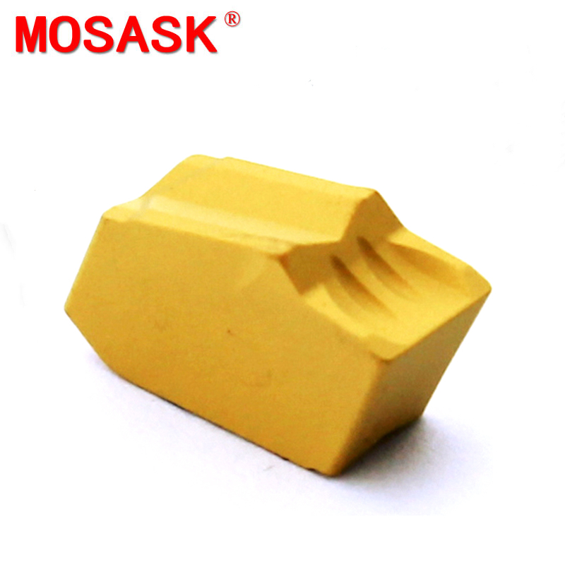 Mosask SP200 ZC2502 SP300 CNC Steel Turning Lathe Machining Tools Shallow Grooving Toolholders Indexable Cement Carbide Inserts