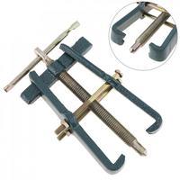 4 インチ耐久性のある 2 プーラー爪個別昇降装置多目的プルベアリング強化ラマオートメカニックハンドツール