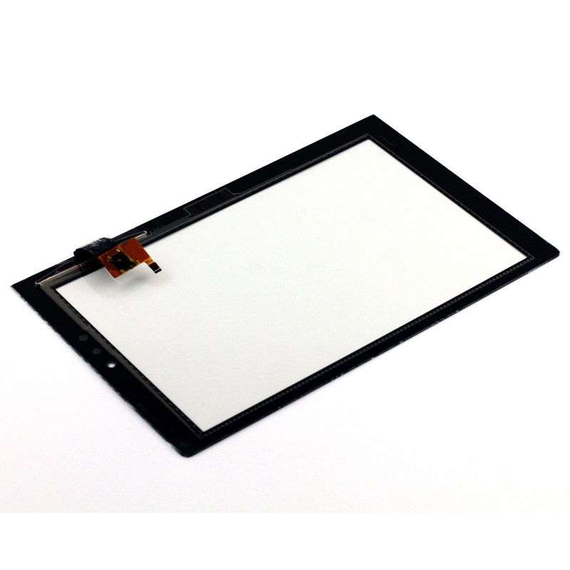 For Lenovo Yoga Tablet 2 1050 1050F 1051F Touch Screen Digitizer Sensor Glass Replacement Accessories original 10 1inch lcd screen for yoga2 tablet2 1050f lc 1051f 10 tablet pc free shipping