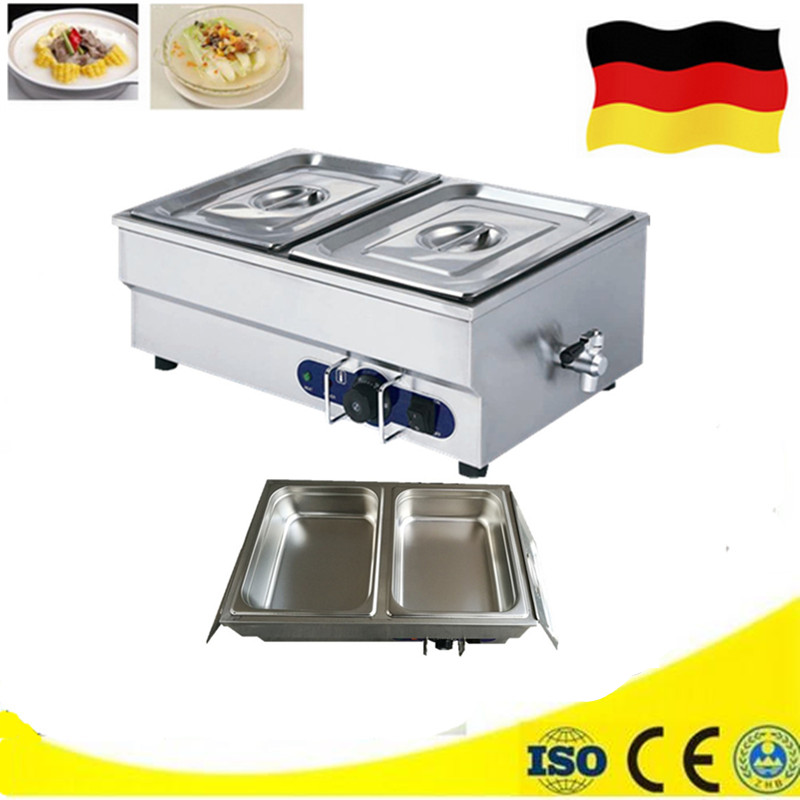 High Quality Household Bain Marie for hot soup keep warming catering food warmer machine kitchen equipment