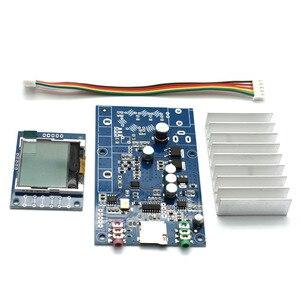 Image 2 - Lusya bricolage KITS FM 76M 108MHZ stéréo PLL FM émetteur suite 5W max 7W puissance fréquence réglable pour hifi amplificateur C5 008