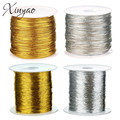 1roll/lot Dia 0.15/1/1.2mm Inelastic Nylon Chinese Knotting Macrame Cord Embroidery Thread String For Knitting Sewing Diy F5193
