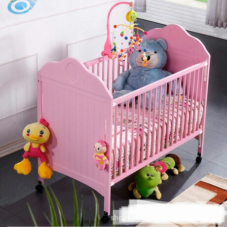 solid wood baby cribs baby bedding mother u0026 kids european style 13576119cm