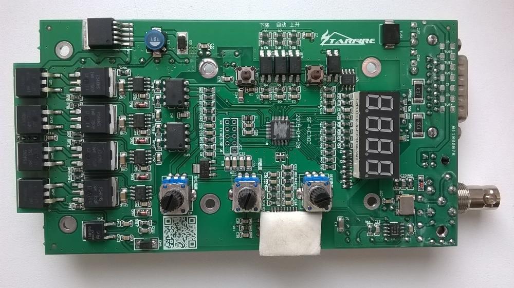 Akcesoria płyta główna plazmowego THC maszyna do cięcia cnc automatyczne łuku czapka napięcie w osoczu regulator wysokości palnika SF-HC30A3