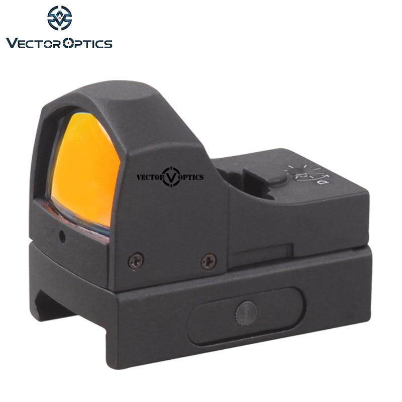 Vector Optics Sphinx 1x22 Mini Auto Brightness Compact Red Dot Scope Doctor 3 MOA 12ga Shotgun Pistol Weapon Sight-in Riflescopes from Sports & Entertainment    1