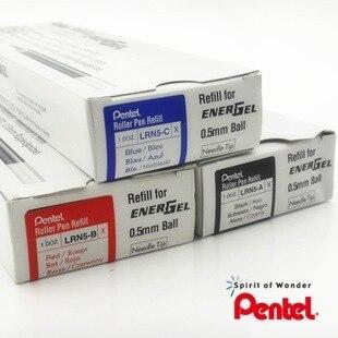 Японские гелевые ручки LRN5, 5 шт. в комплекте, Быстросохнущие чернила, подходящие для использования в качестве ручки, в комплекте с чернилами, ...